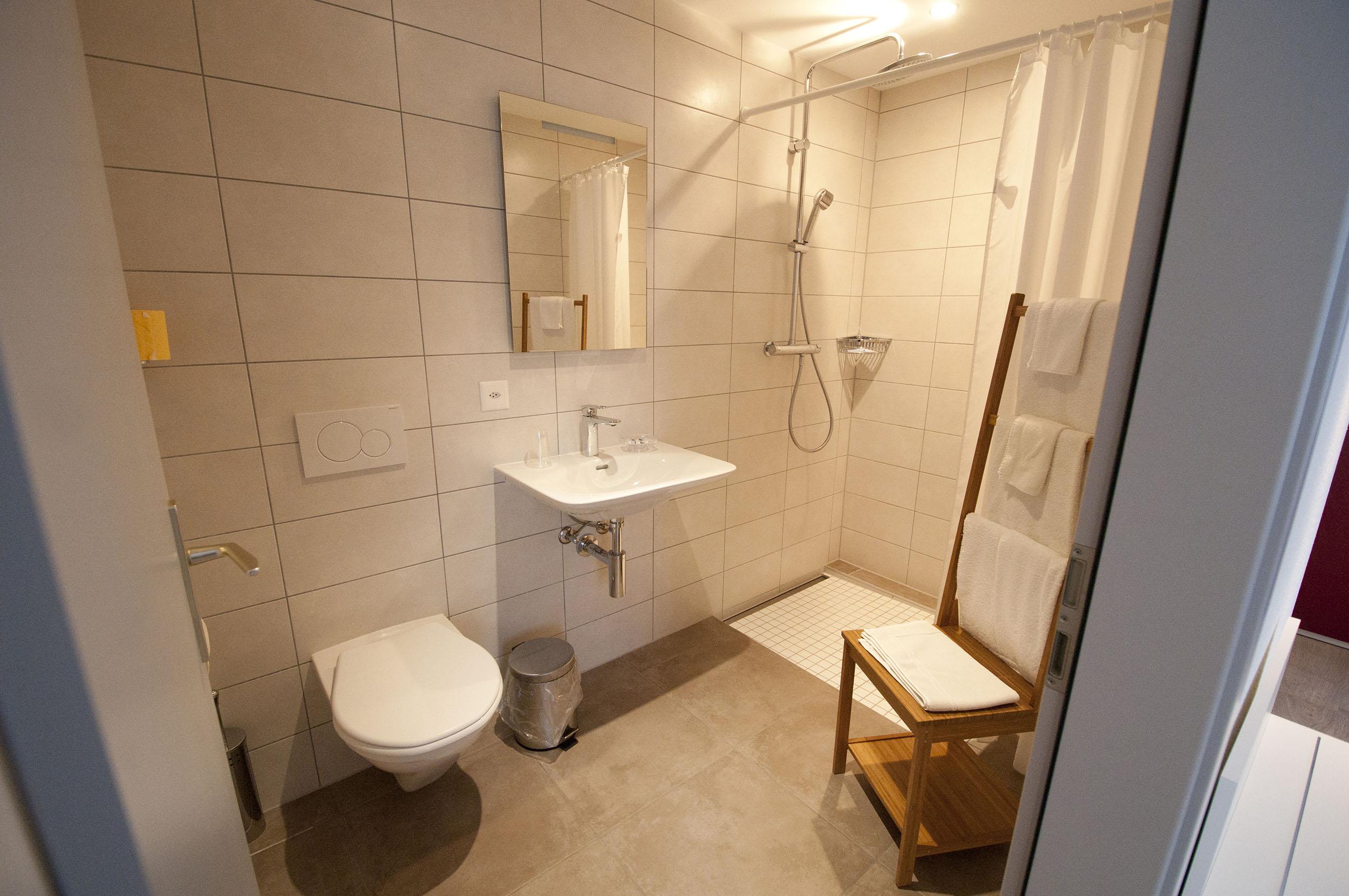 Hôtel Bellavista Saignelégier / Jura