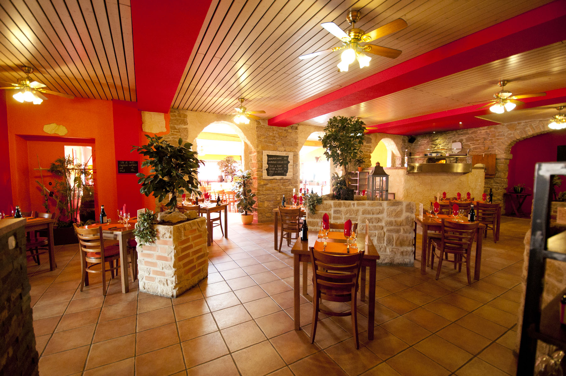 Restaurant · Pizzeria Bellavista Saignelégier